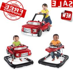 3 Ways To Play Ford F 150 Walker Red Bright Starts Baby Exer