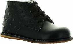 Josmo 8190 Early Walking High Top Shoes with Stiff Sole