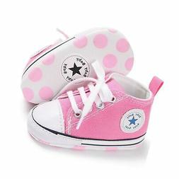 antheron baby girls boys canvas shoes soft