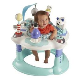 Baby Bouncer Seat Activity Center Chair Infant Child Stand T