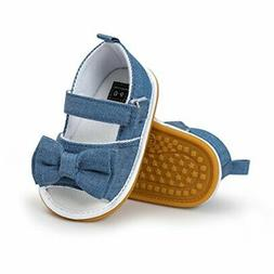 Baby Boys Girls Sandals Rubber Sole Outdoor First Walker Tod
