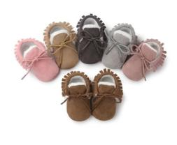 Baby Girl Winter Fashion First Walker Baby Moccasins