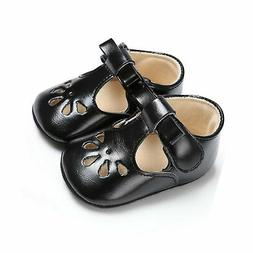 baby girls mary jane flats with bowknot