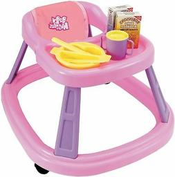 Casdon Baby Huggles Walker Diner Role Play Doll Accessory To