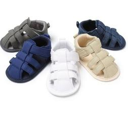 Baby/Infant Moccasin Sandals  First Walkers Summer Soft Sole