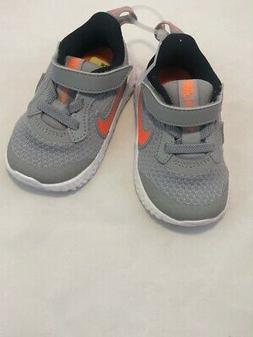 baby revolution 5 sneakers walker shoes gray