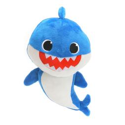 baby shark plush singing toy do do do for Children Gift doll