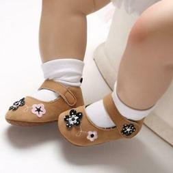 Baby Shoes First Walkers For Girls Boy Slippers Cartoon