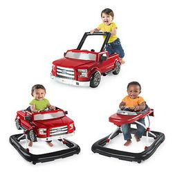 Baby Walker, 3 Ways To Play Red Ford F150 Pickup Truck Infan