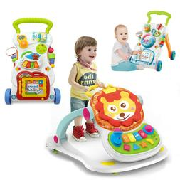 Baby Walker 4 Modes Multi-function Creative Early Education