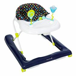 BABY WALKER LEARNING ACTIVITY.Baby Trend Trend 2.0 , Blue Sp