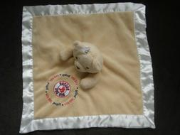 Baby Fanatic Boston Red Sox Infant Security Blanket Brown Be