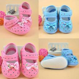 Cute Baby Girls First Walker Shoes Bowknot Boots Shoes Autum