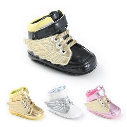 Cute Baby Shoes Infant Newborn Boys Girls First Walkers Suit
