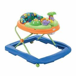 Safety 1st Dino Sounds 'n Lights Discovery Baby Walker with