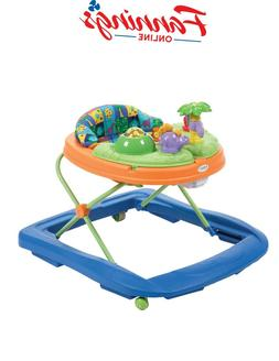 Safety 1st Dino Sounds 'n Lights Discovery Baby Walker, MISS