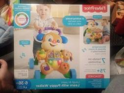 Fisher Price Learn With Puppy Walker sealed