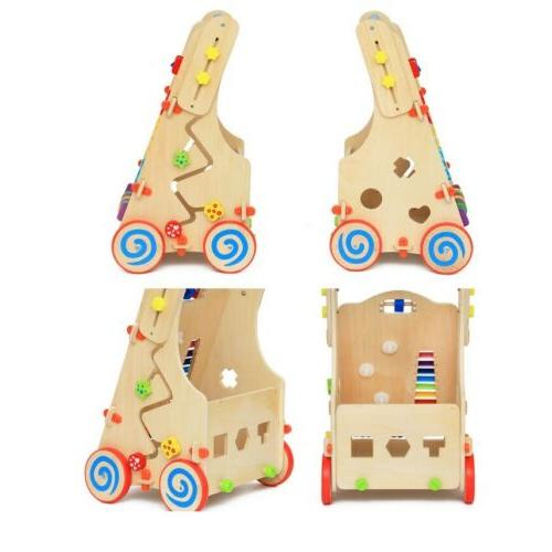 Adjustable Toddler Toys Activity Toys Center
