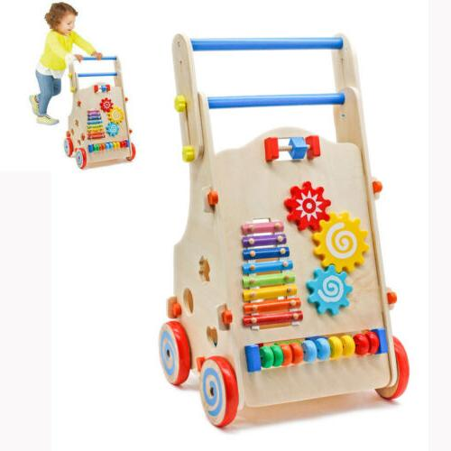 Adjustable Baby Toddler Activity Toys Center