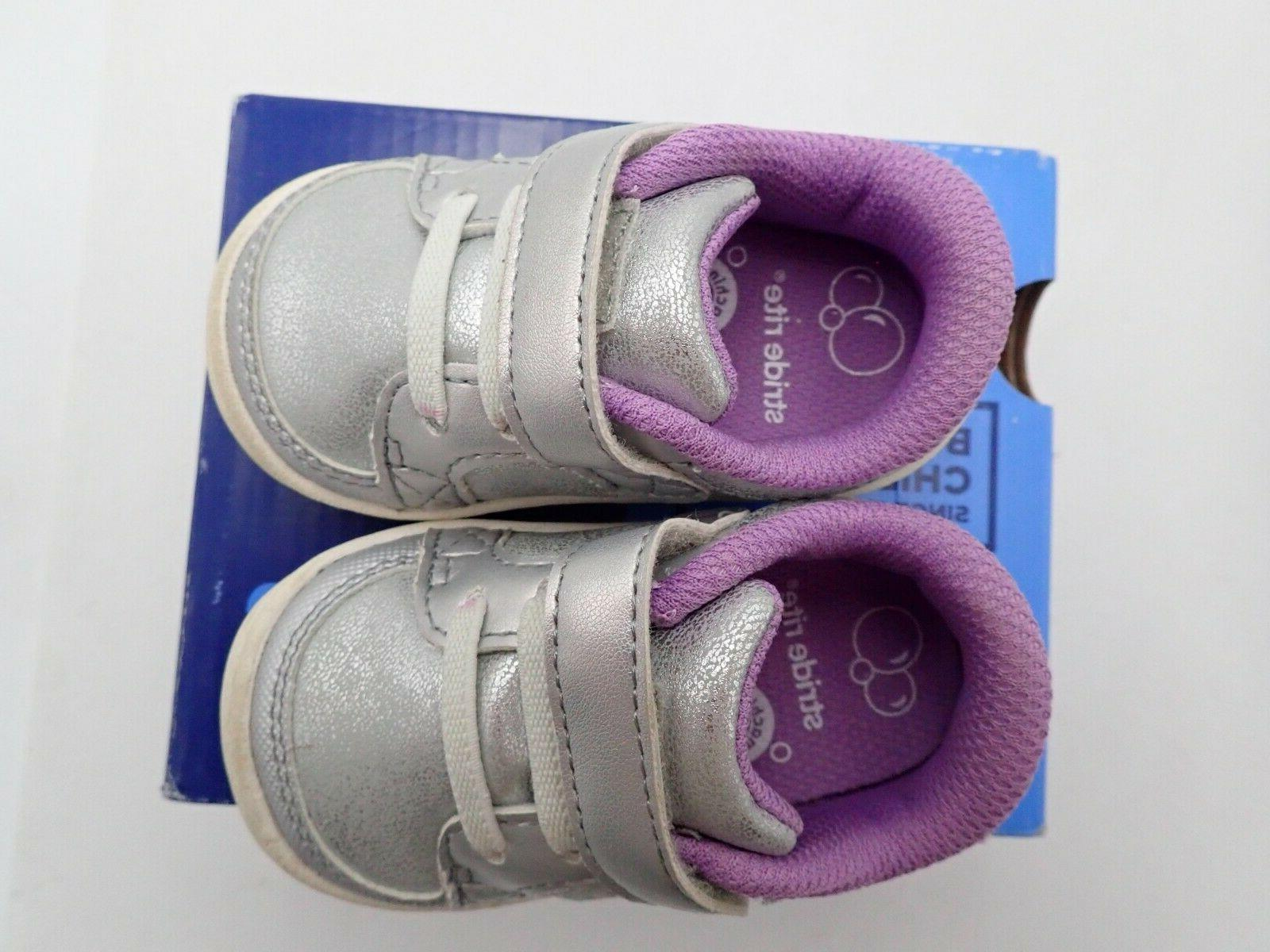 Stride Rite Baby/Toddler Girl's Casual Sneaker First Walker M