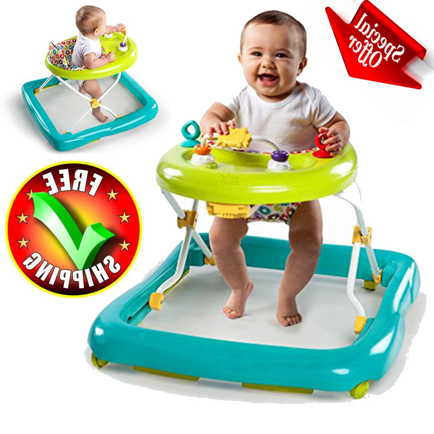 Baby Activity Walker Boy Girl Toddler Infant Kid Child Play
