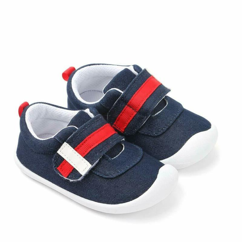 Kuner Boys And Girls Cotton Outdoor Sneaker Shoes