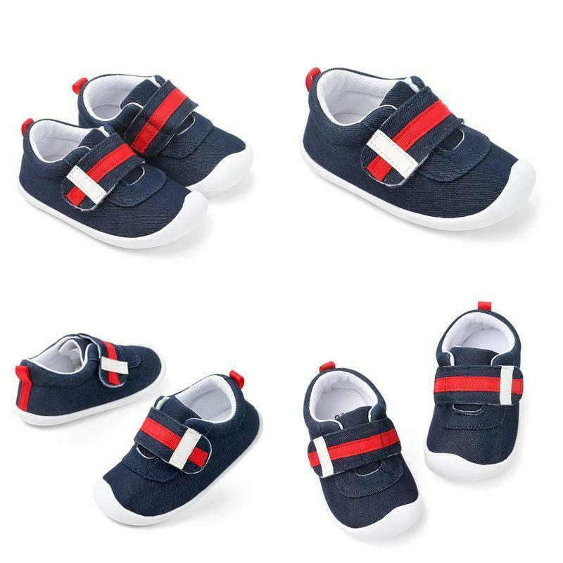 baby boys and girls cotton rubber sloe