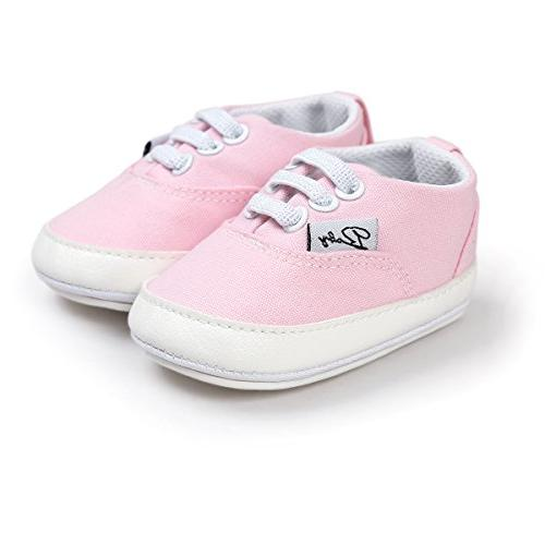 Baby Boys Canvas Toddler Sneakers
