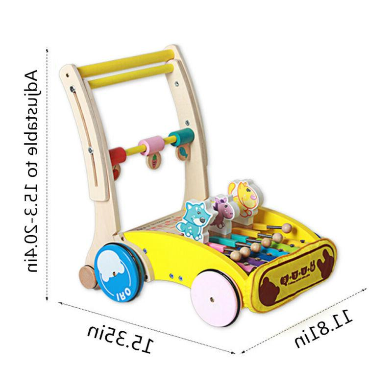 Music Baby Baby First Step Trolley US