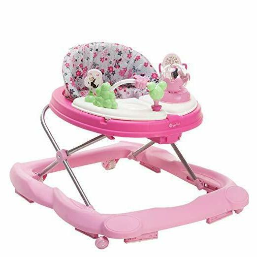 Disney Music and Lights Baby Walker with Activity (Garden