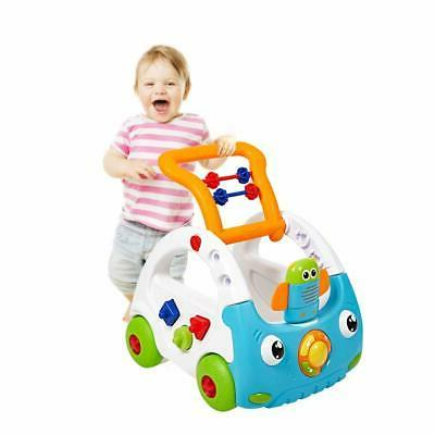 Baby Sit Activity with Music and