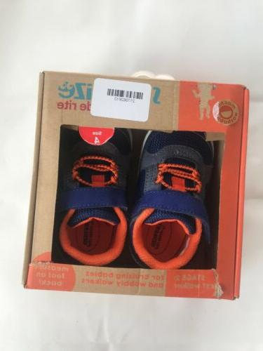 by stride rite stage two first walker