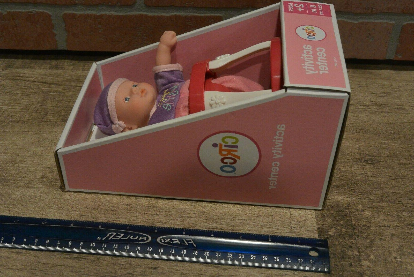 Circo Target Baby with Eyes Activity Walker