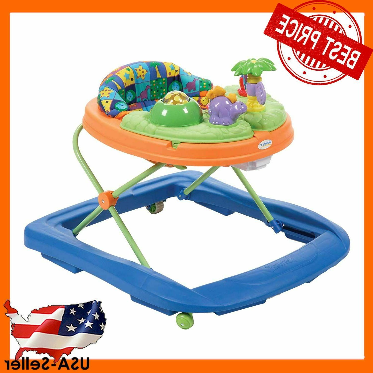 dino sounds n lights discovery baby walker
