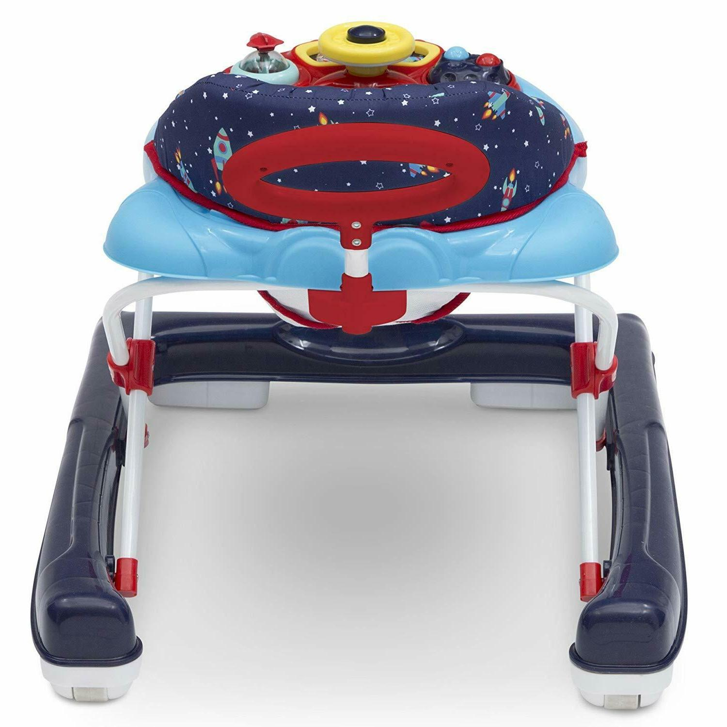 Delta First 2-in-1 Activity Off
