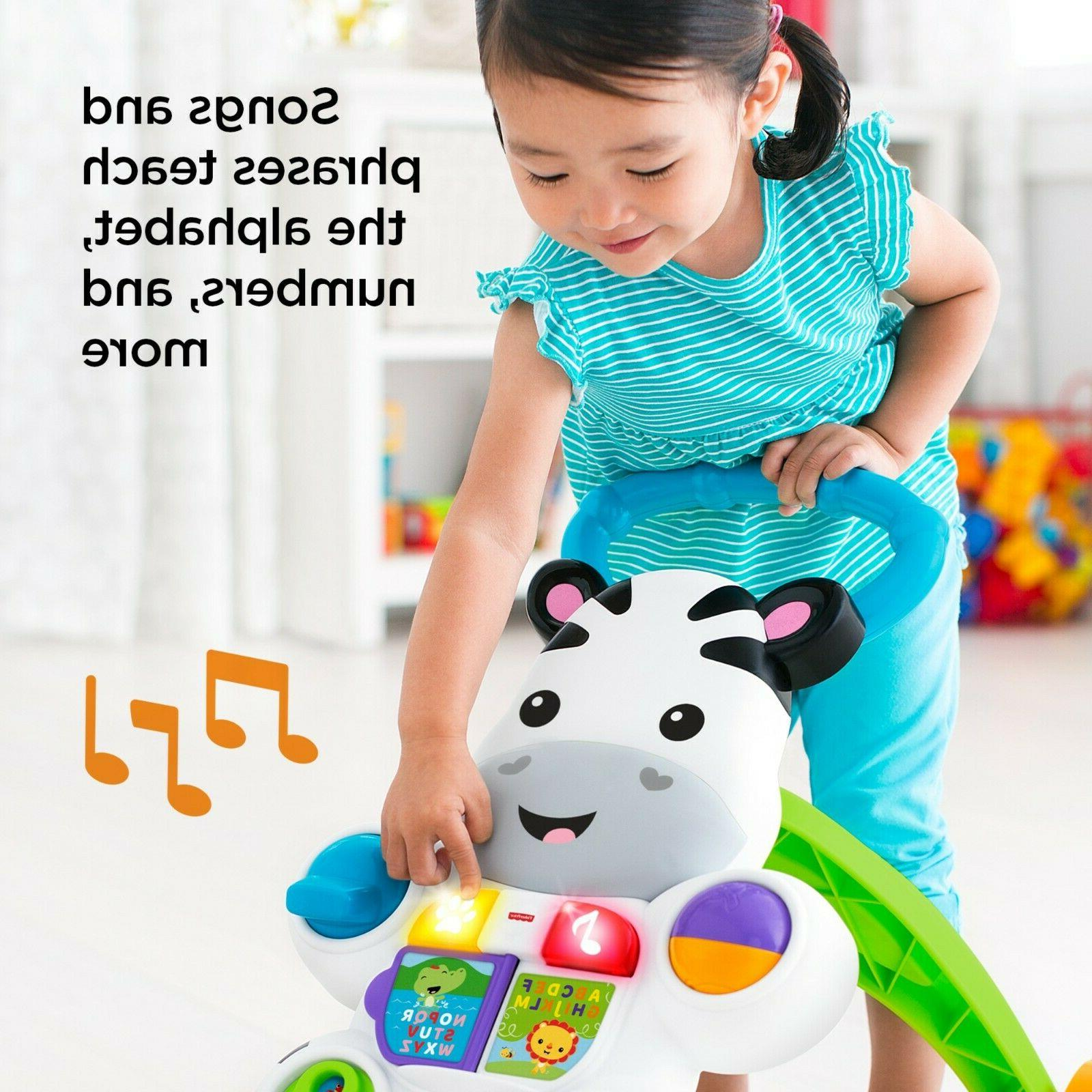 Fisher-Price Learn With Zebra Baby DKH80