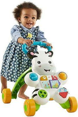 Fisher-Price Learn with Me Zebra Walker Toy NEW - Discount