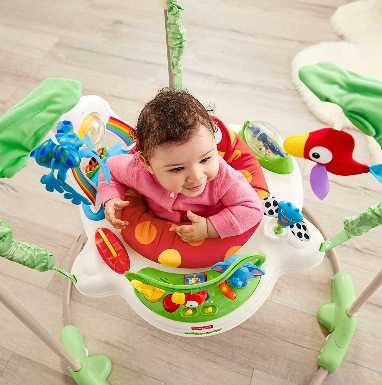 Fisher Price Baby Bouncer Activity