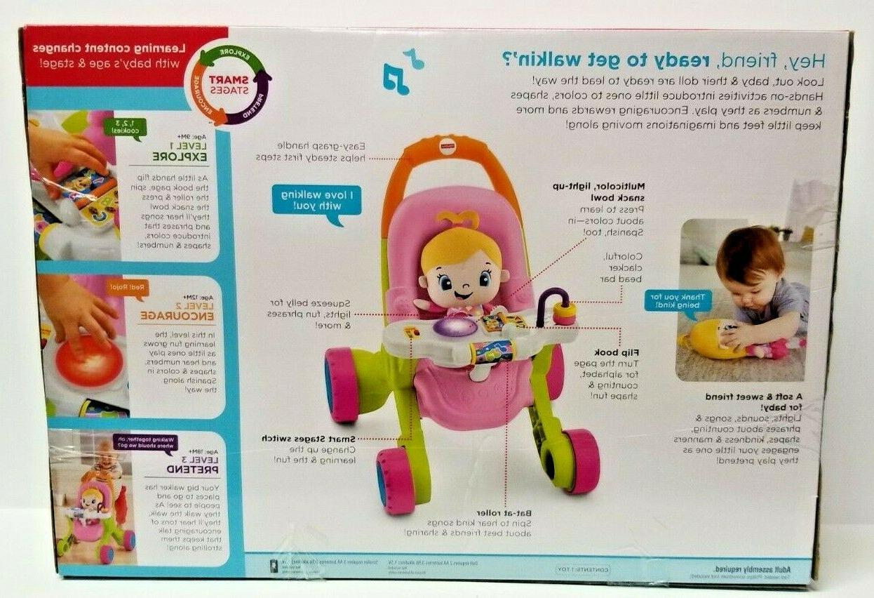 Fisher-Price Learn Walker with Laugh Learn