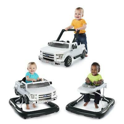 Ford F-150 3 in 1 Baby Walker Girls Push Truck Play Set Port
