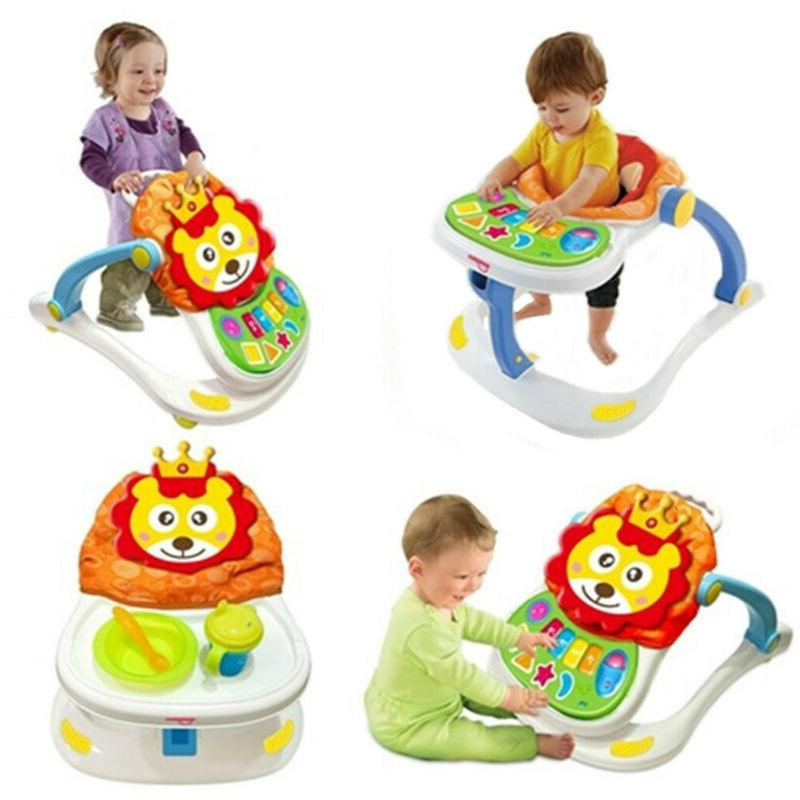 Music Baby Walker Baby First Baby Trolley Sit-to-Stand Toys US