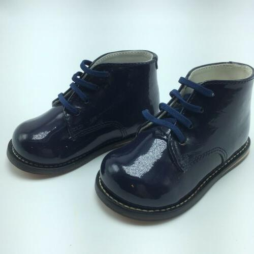 navy blue hard sole cushioned walker casual