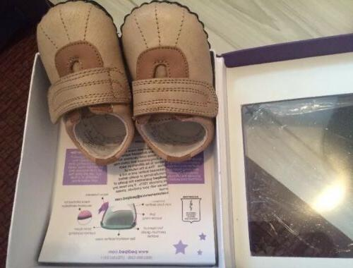 NEW First walker Shoes Soft Leather Boys NIB $36