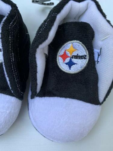 Pittsburgh Hightop Shoes Months Baby Fanatic