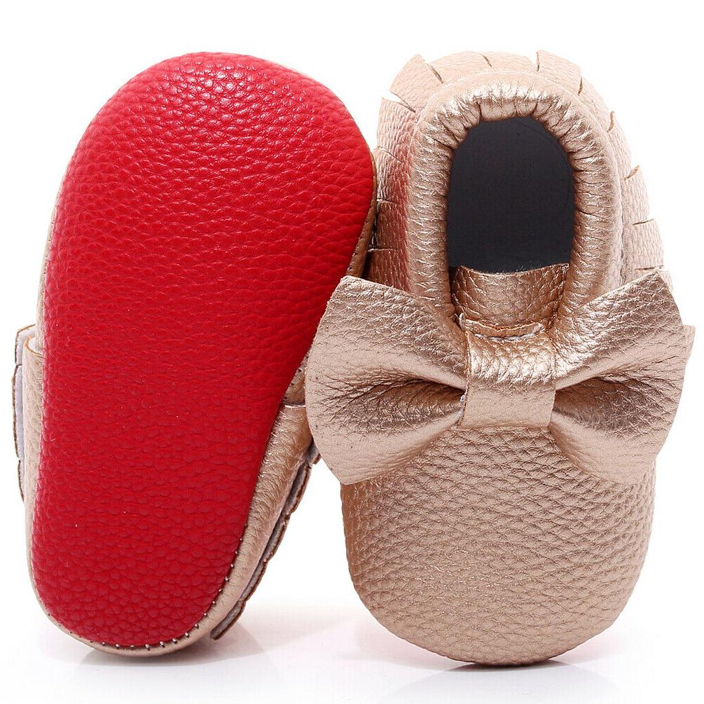 bow walkers toddler baby girls shoes