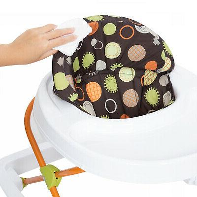 Baby Foldable High Back Toddler Activity Toys Tray