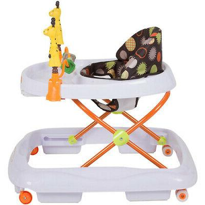 Baby Walker Foldable High Back Seat Activity