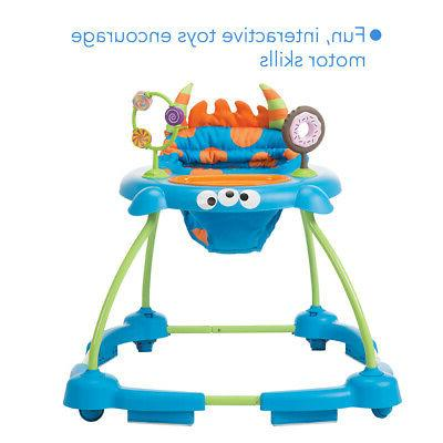 Cosco Simple Steps Interactive Baby Silly Tooth