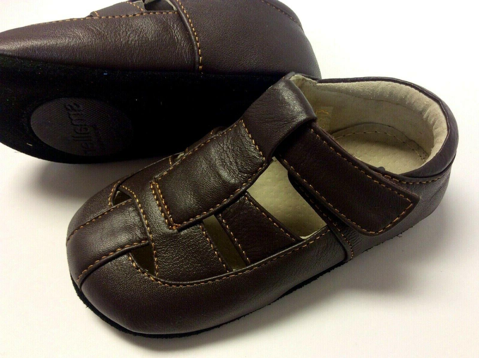 Smaller Run baby leather soft 18-24m