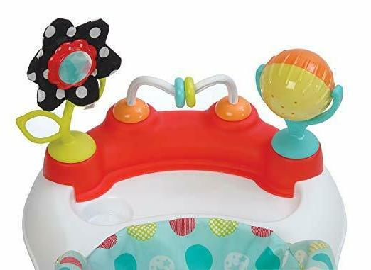 Kolcraft Tiny 2-in-1 Activity Toddler Baby Walker - Walk-Beh